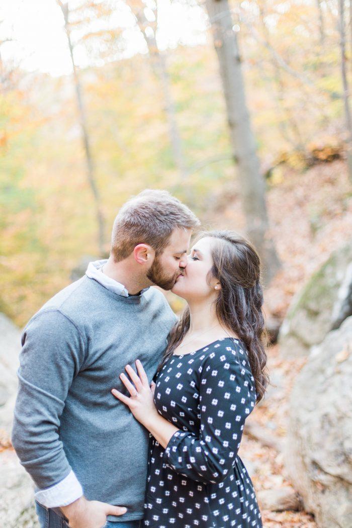 Marriage Proposal Ideas in Seneca Rocks, West Virgina