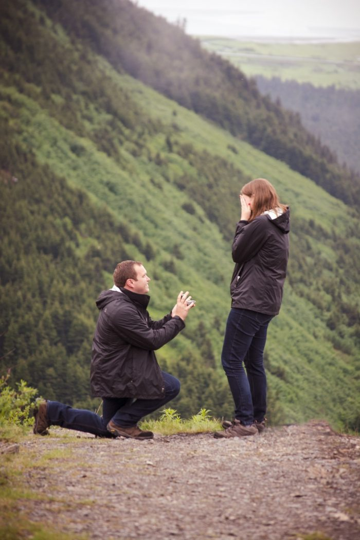 Proposal Ideas Alyeska Resort, Girdwood, Alaska