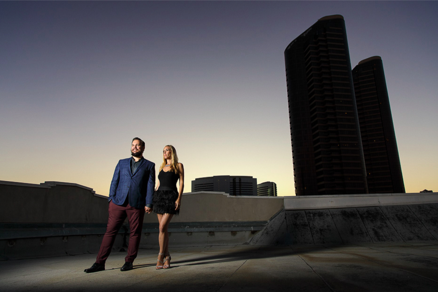 Image 3 of Carrie and Josh