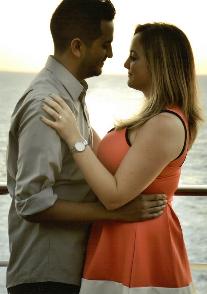 Ryan and Allyson's Engagement in MSC Orchestra- Adriatic Sea