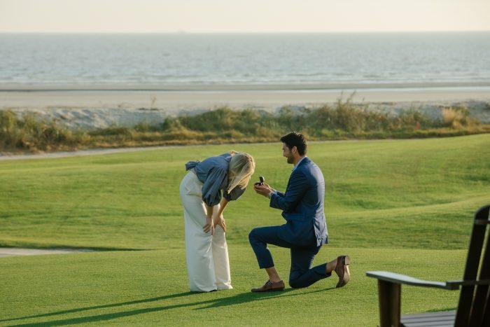 Wedding Proposal Ideas in Kiawah Island, South Carolina