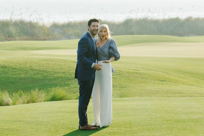 Cassie's Proposal in Kiawah Island, South Carolina