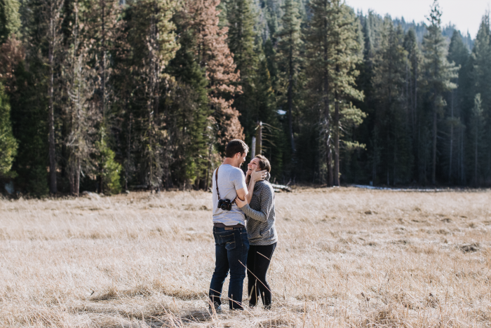 Engagement Proposal Ideas in Hume Lake, CA