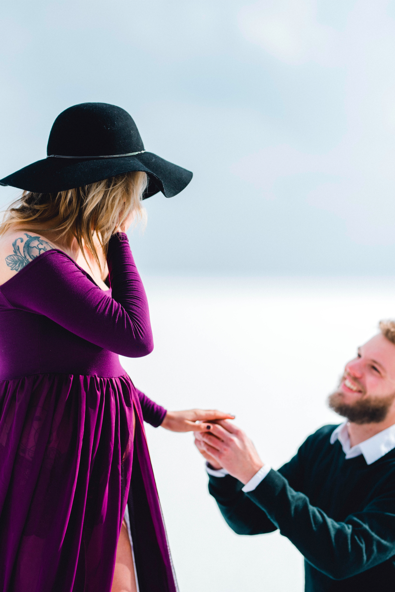 Image 6 of Maternity Shoot Turns into Surprise Marriage Proposal