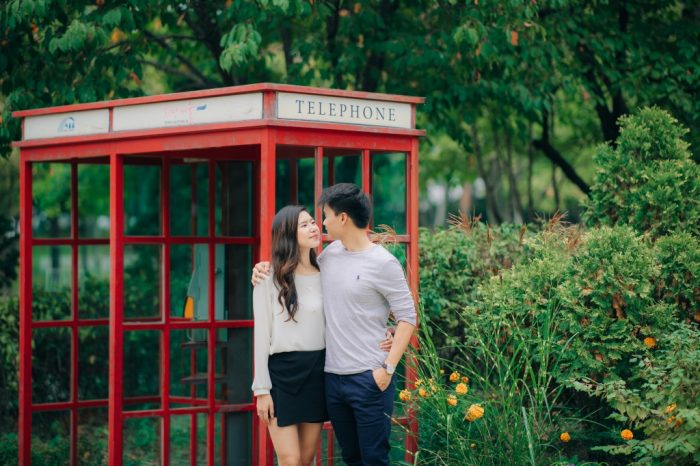 Engagement Proposal Ideas in SEOUL FOREST