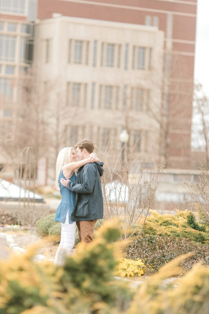 Wedding Proposal Ideas in The University of Oklahoma
