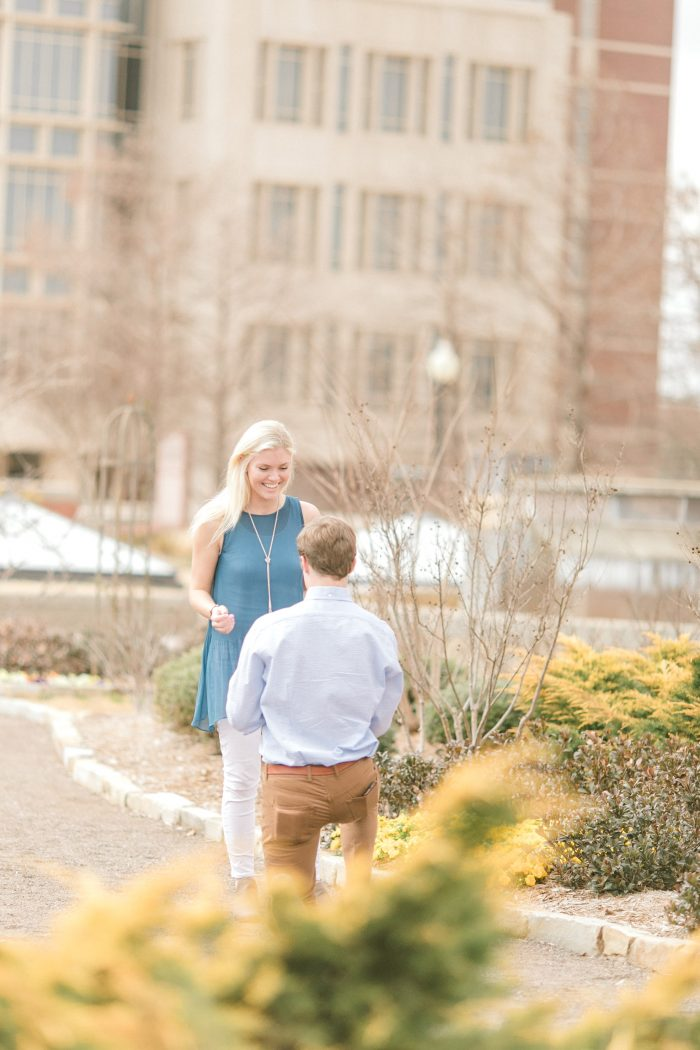 Engagement Proposal Ideas in The University of Oklahoma