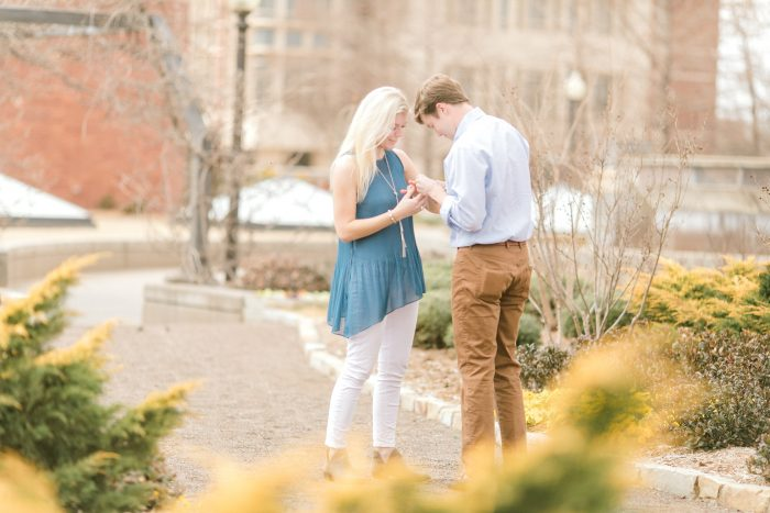 Marriage Proposal Ideas in The University of Oklahoma