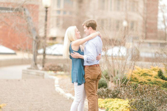 Where to Propose in The University of Oklahoma