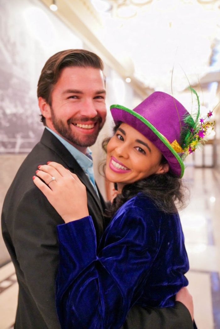 Where to Propose in New Orleans Louisiana