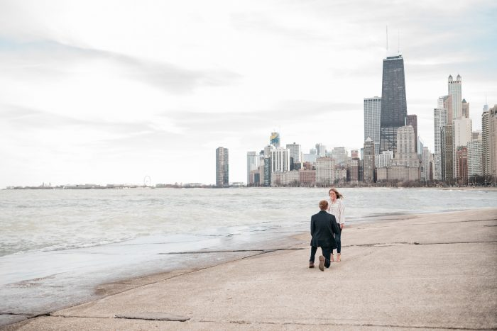 Marriage Proposal Ideas in Chicago, Illinois