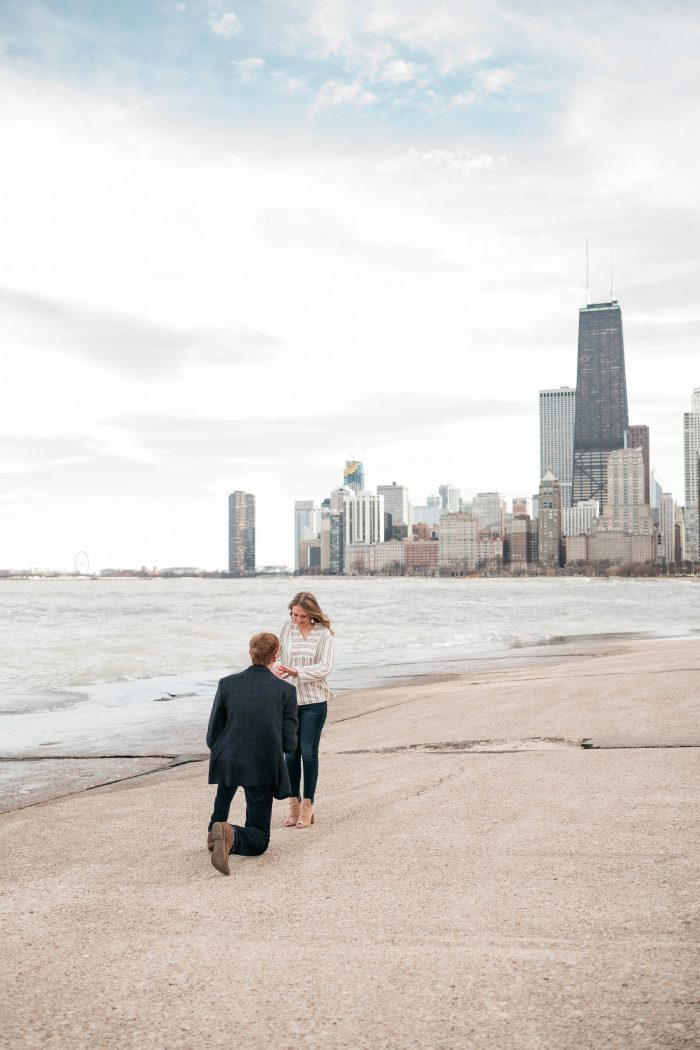 Wedding Proposal Ideas in Chicago, Illinois
