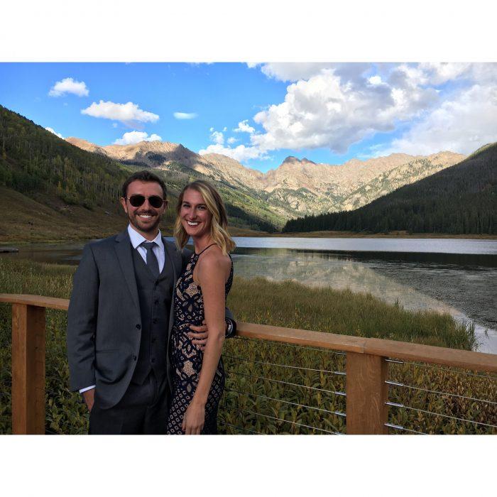 Jordan and Joe's Engagement in Vail, CO