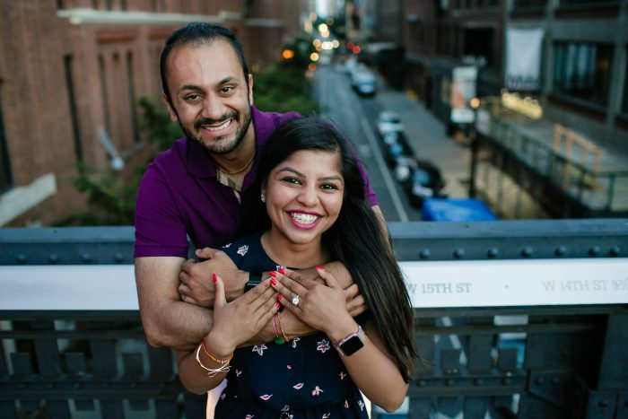 Wedding Proposal Ideas in High Line, New York, NY