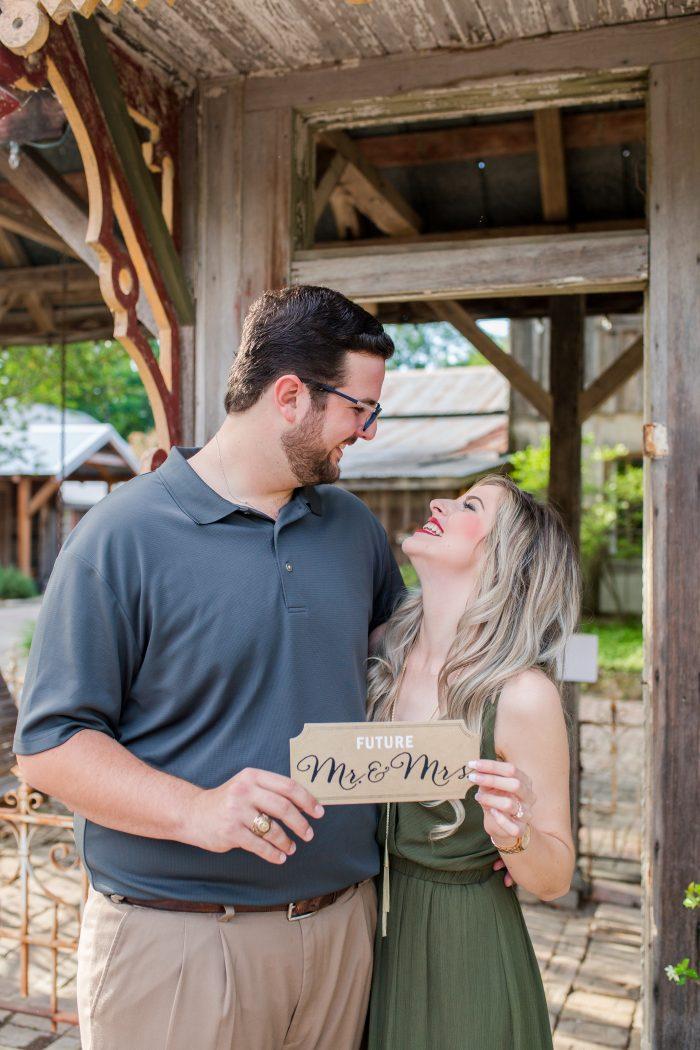 Marriage Proposal Ideas in Gruene, TX
