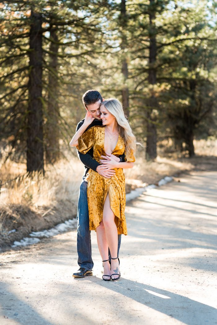 Engagement Proposal Ideas in Mount Pinos