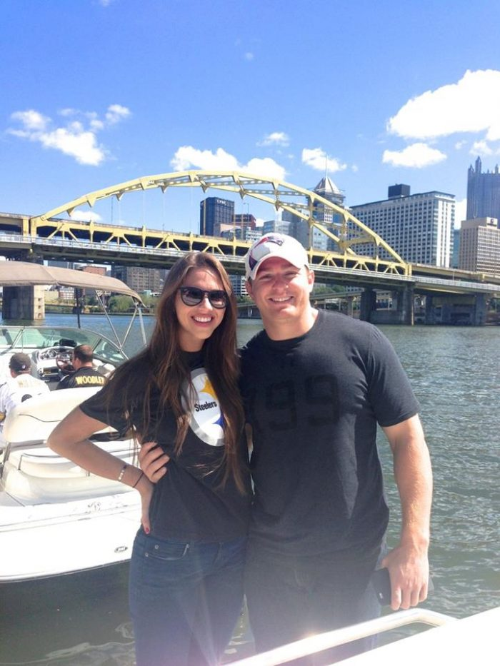 Image 5 of Madison and Christopher