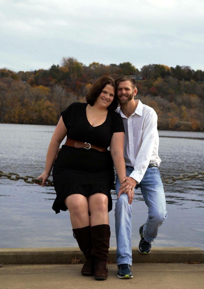Brianna and Josh's Engagement in Orlando, FL