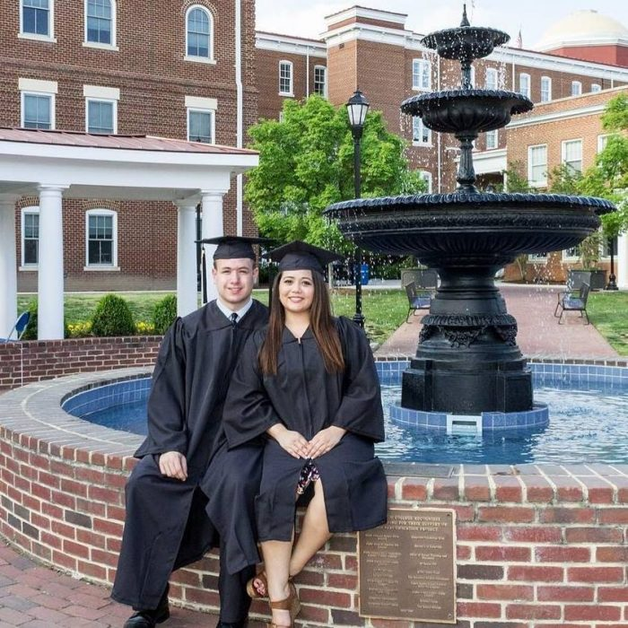 Where to Propose in Longwood University in Farmville, Virginia