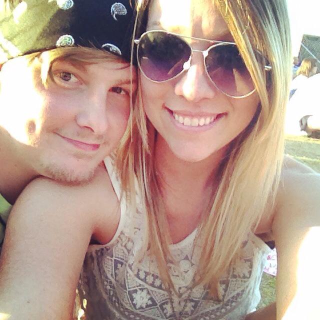 Image 1 of Liz and Cody