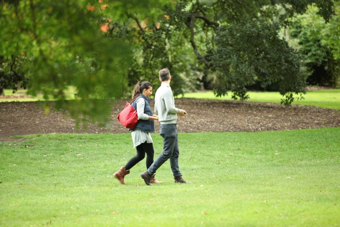 Natasha's Proposal in Kew Gardens, London