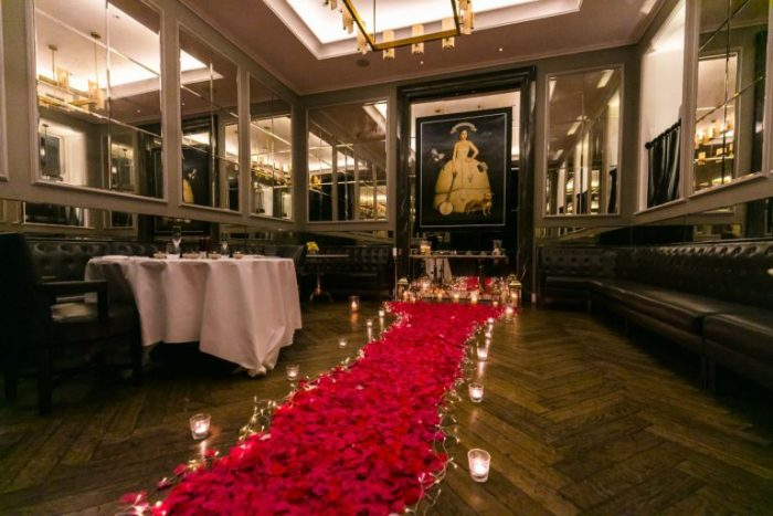 Marriage Proposal Ideas in The Corinthia Hotel