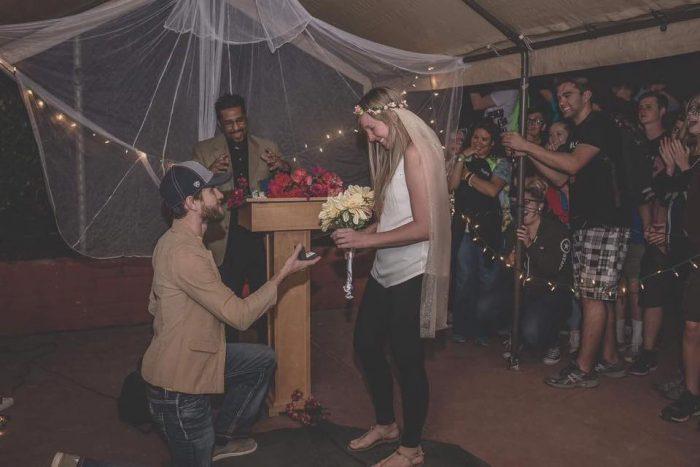 Amy's Proposal in Prescott, AZ