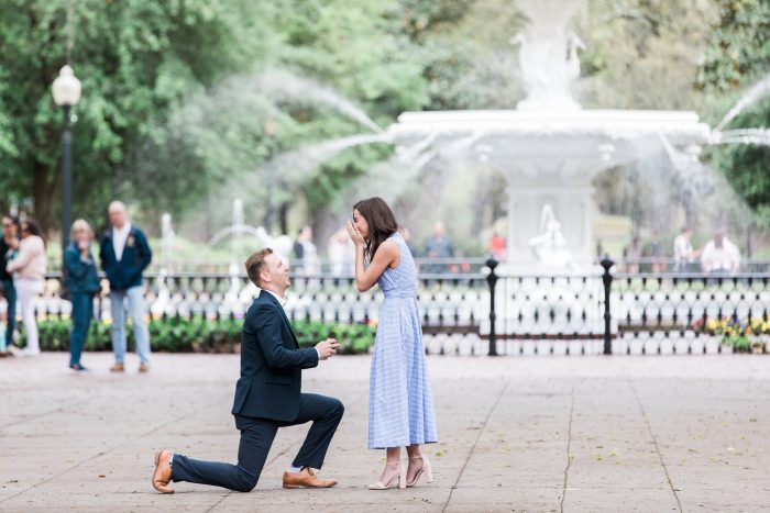Where to Propose in Savannah, GA
