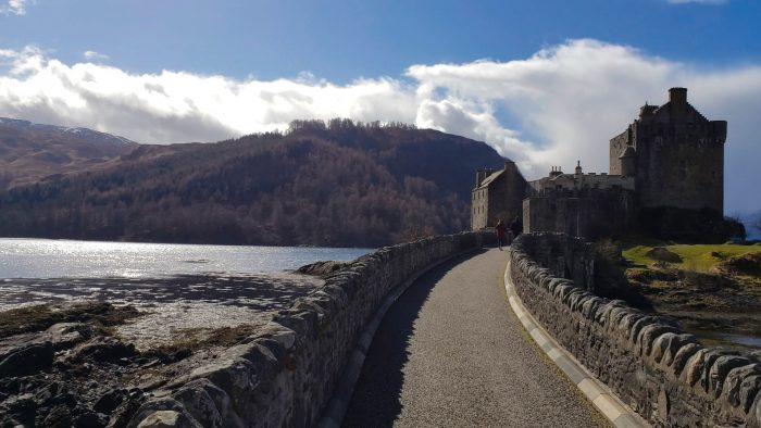 Marriage Proposal Ideas in Eilean Donan Castle, Scotland UK