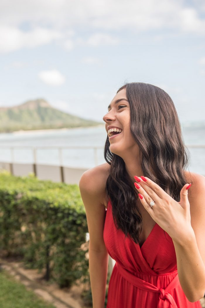 Where to Propose in Honolulu, Hawaii
