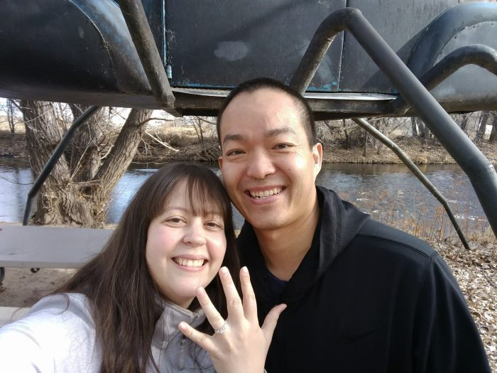 Marriage Proposal Ideas in Swetsville Zoo