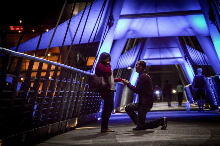 Wedding Proposal Ideas in Tempe Town Lake
