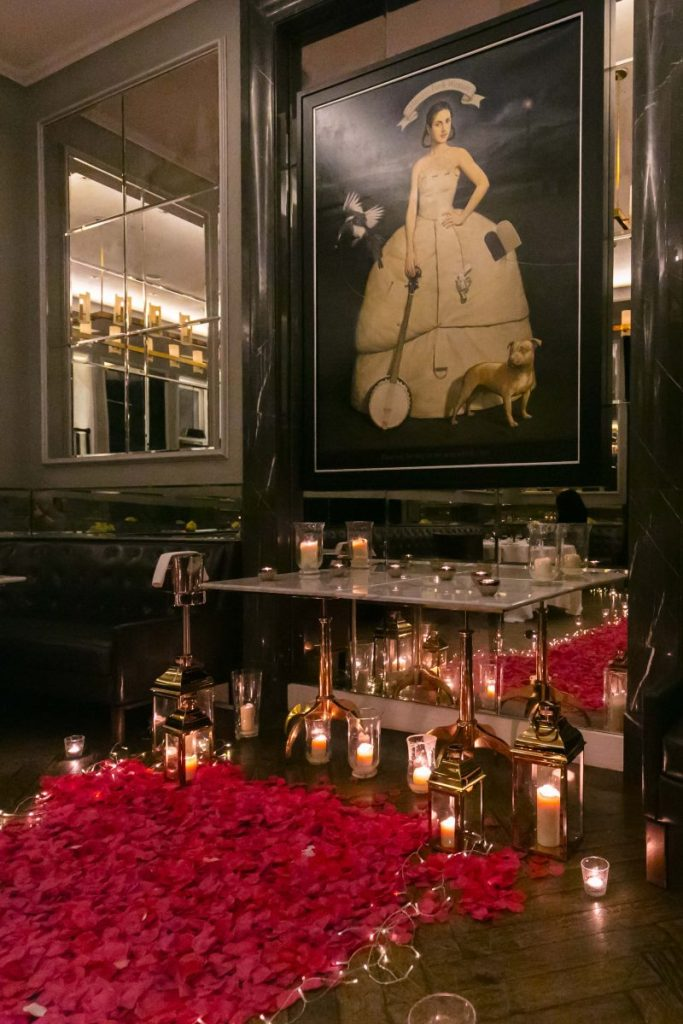 Where to Propose in The Corinthia Hotel