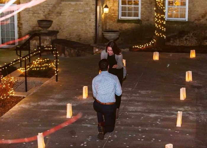 Engagement Proposal Ideas in The Herrington