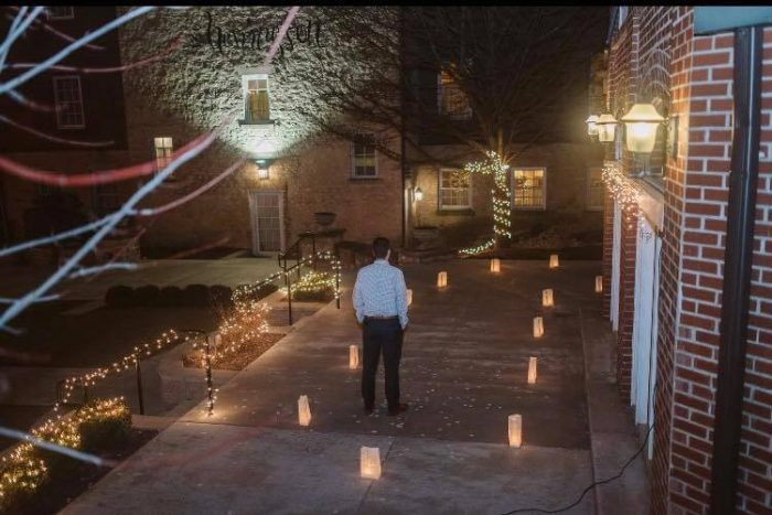 Where to Propose in The Herrington