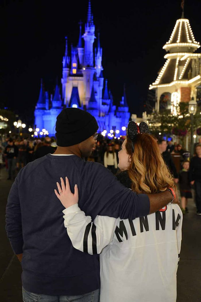 Wedding Proposal Ideas in Disney's Magic Kingdom