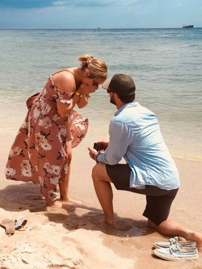 Marriage Proposal Ideas in Fort Lauderdale Beach