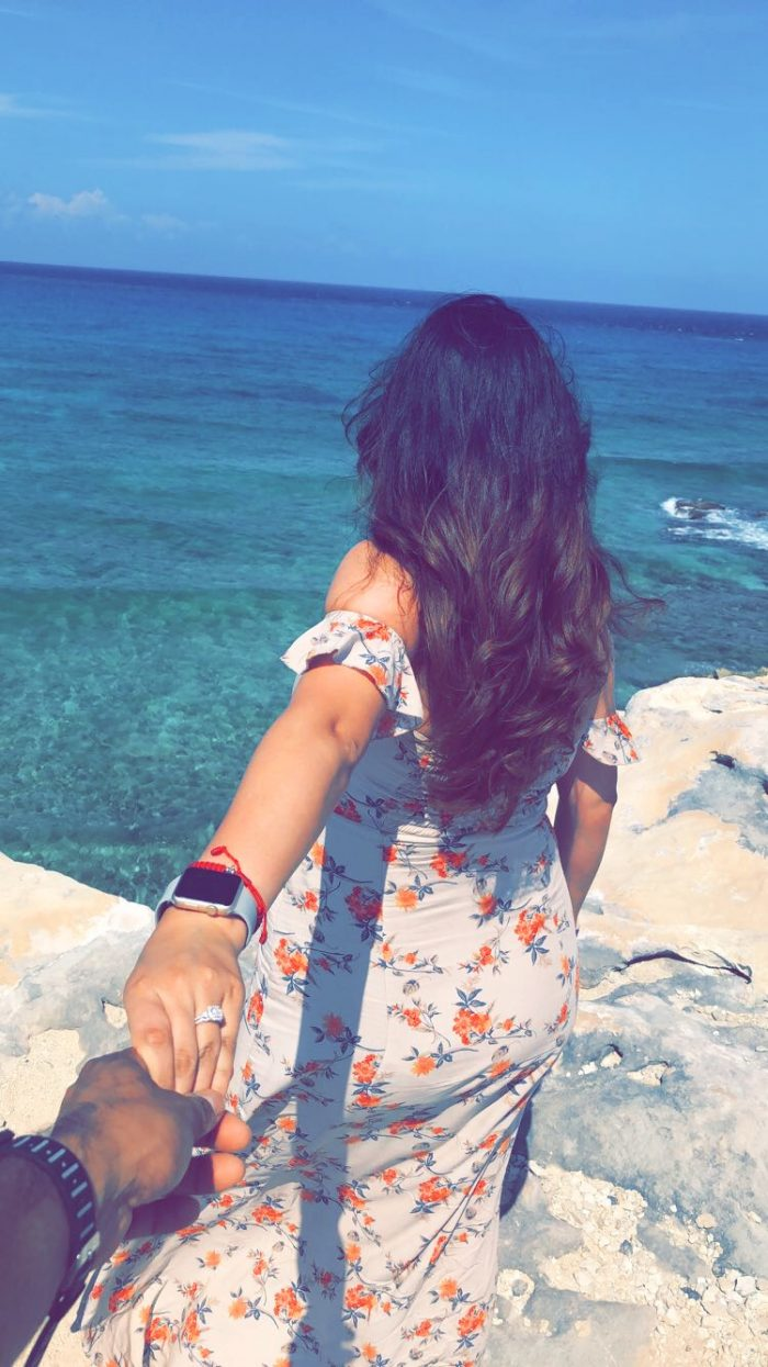 Where to Propose in Cancun, Mexico