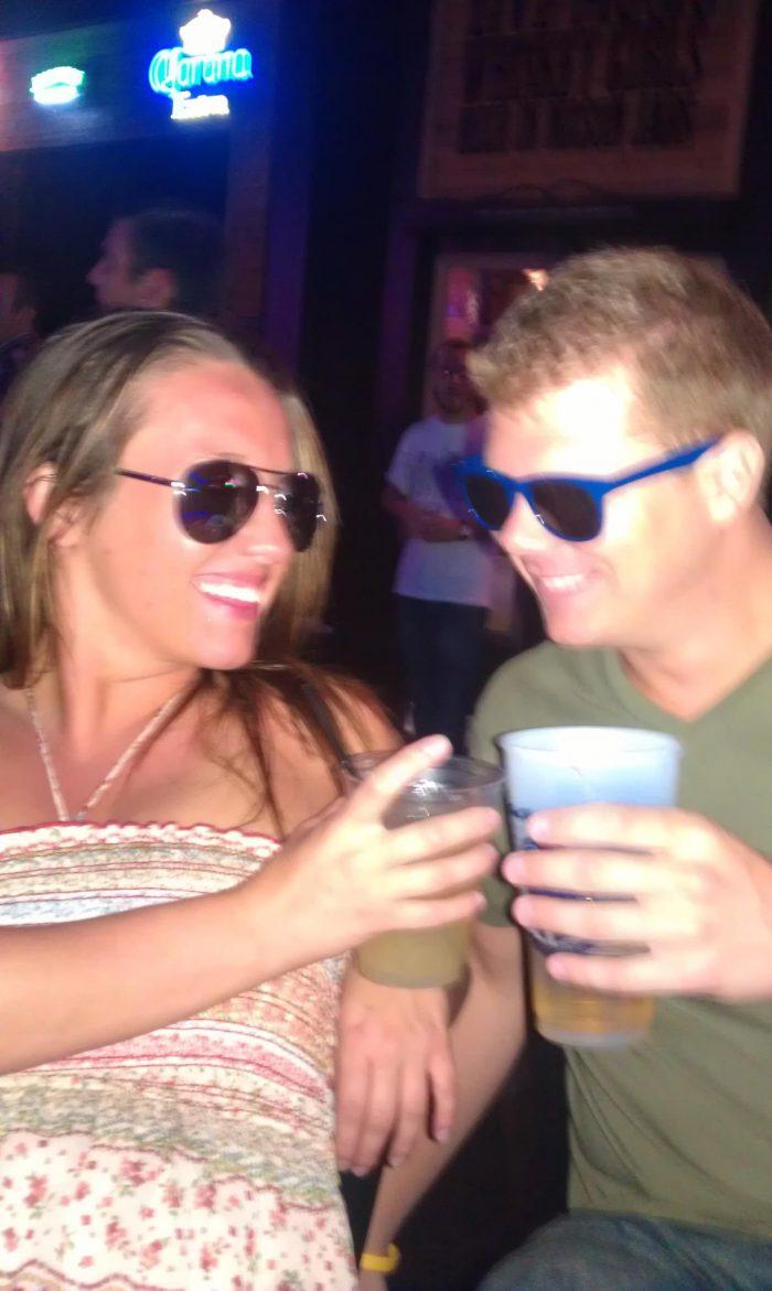 Amanda and Brad's Engagement in Busch Stadium