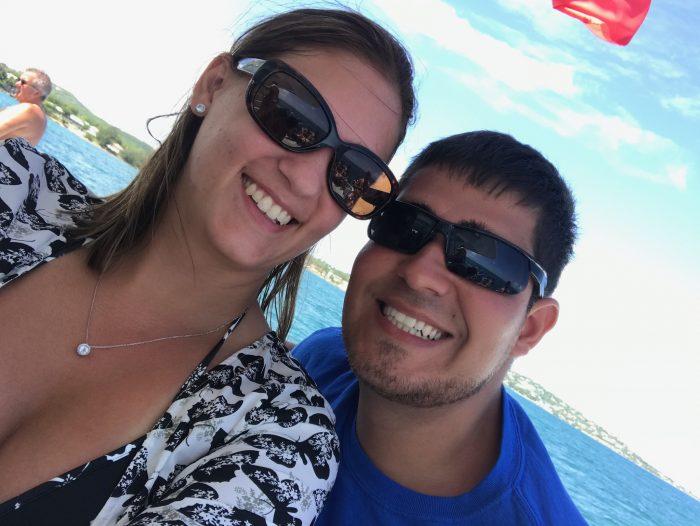 Image 1 of Nicole and JonEric Da