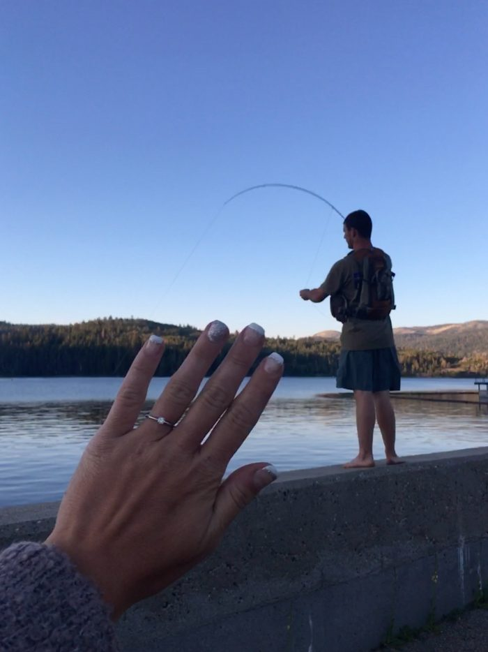 Wedding Proposal Ideas in Yosemite National Park