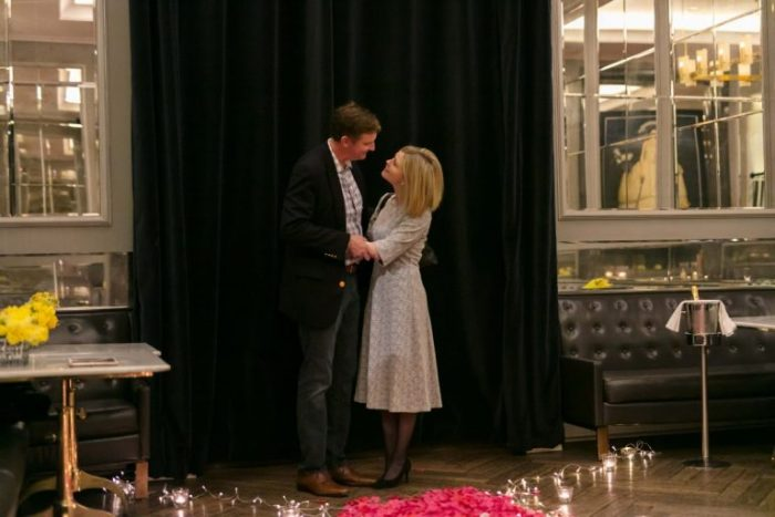 Engagement Proposal Ideas in The Corinthia Hotel