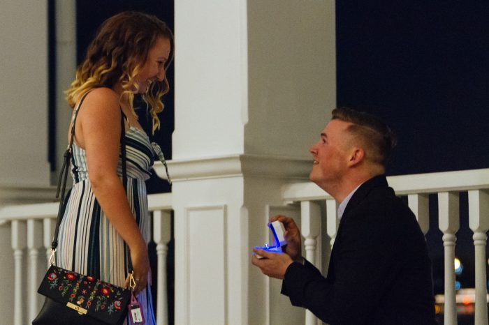 Engagement Proposal Ideas in Disney's Grand Floridian Resort & Spa