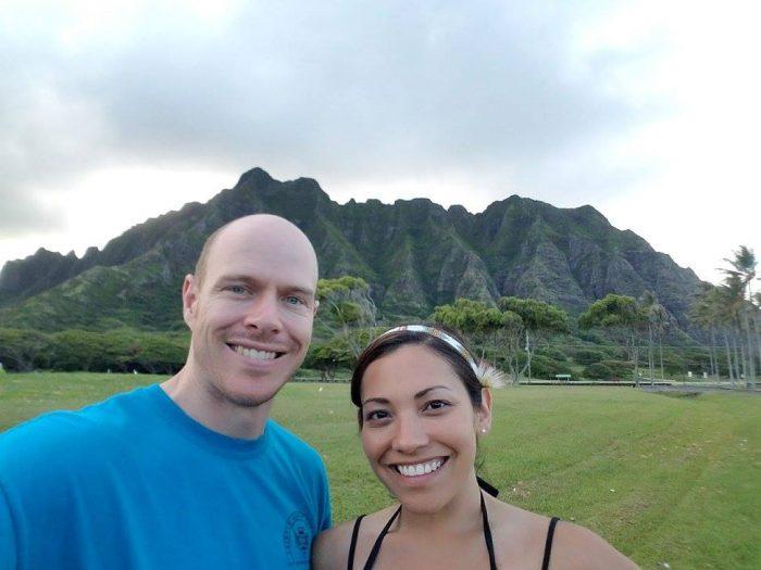 Craig and Amber's Engagement in Kawaa, Hawaii
