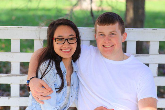 Image 1 of Ninh and Seth