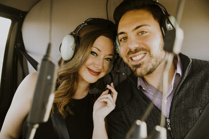 Where to Propose in Kansas City (Above in a helicopter)