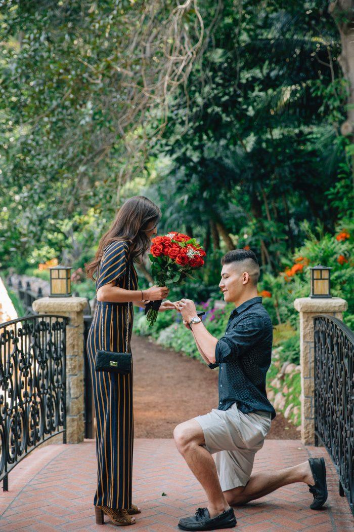 Proposal Ideas Lake Shrine in Malibu, CA