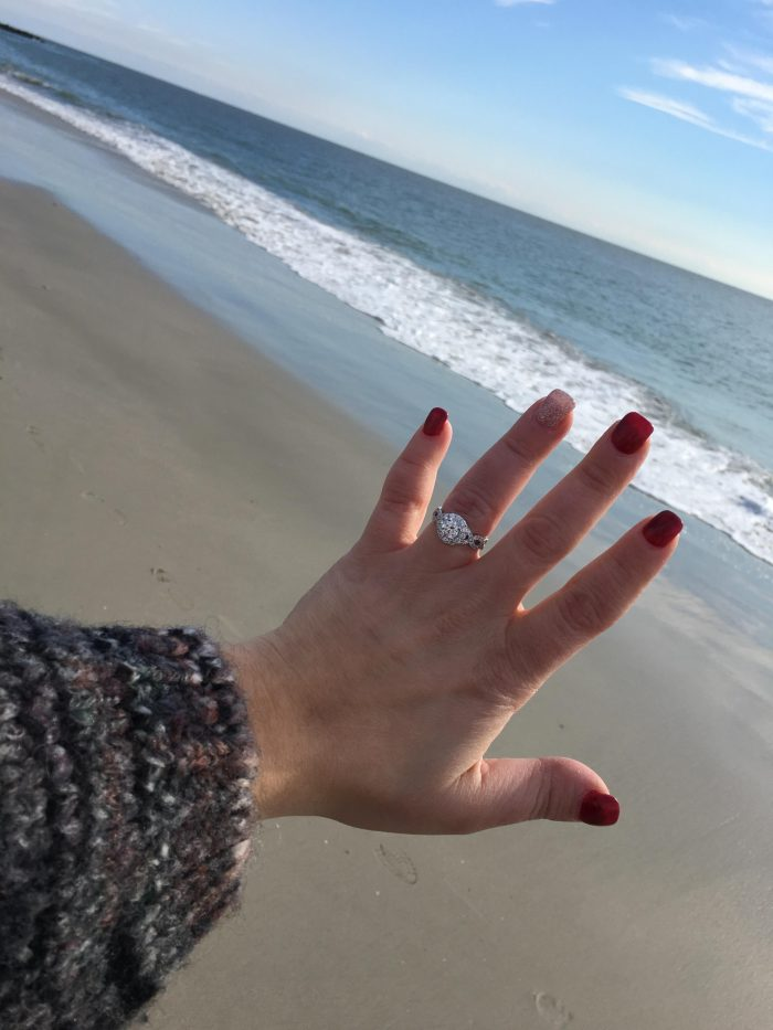 Melissa's Proposal in Cape May, NJ