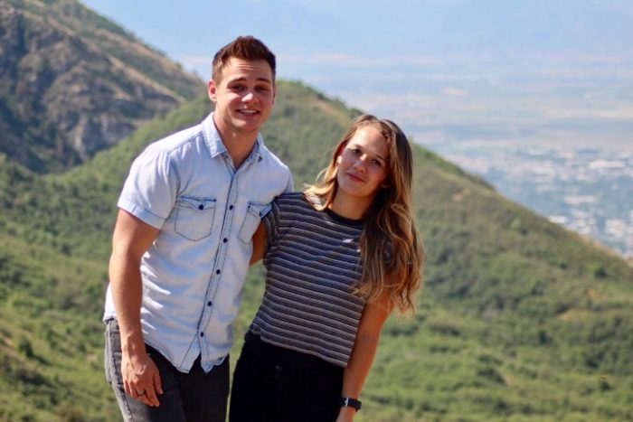 Brittany and Jake's Engagement in San Carlos, Sonora, Mexico