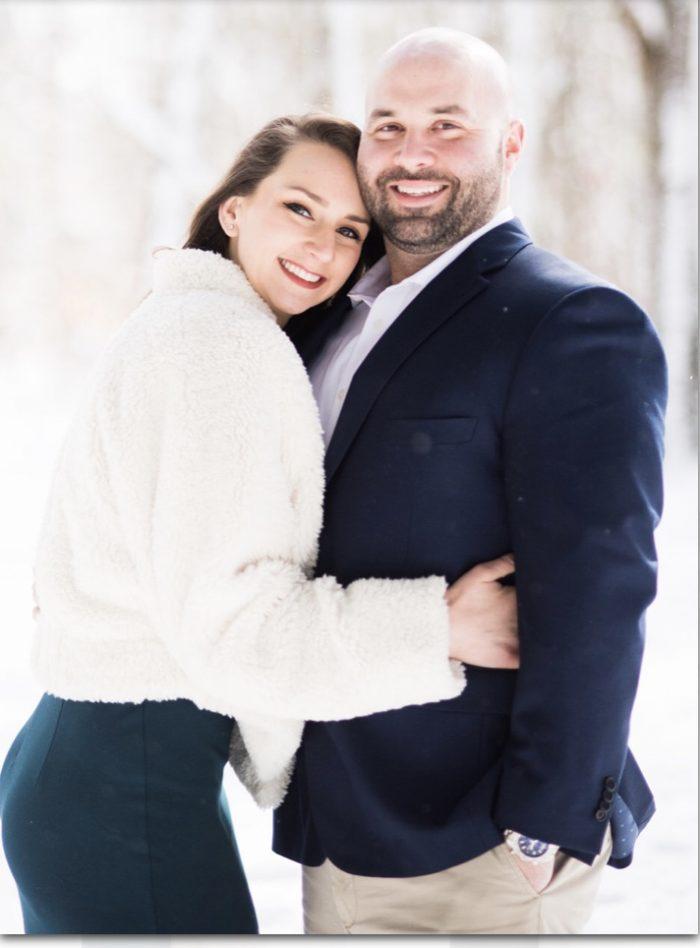 Image 1 of Lauren and Gary